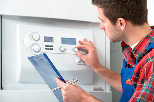 Boiler servicing in Manchester